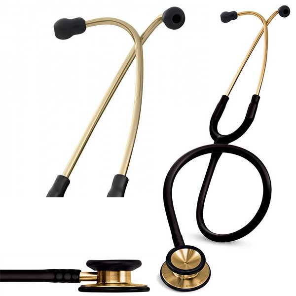 گوشی پزشکی لیتمن Classic II مشکی طلایی |