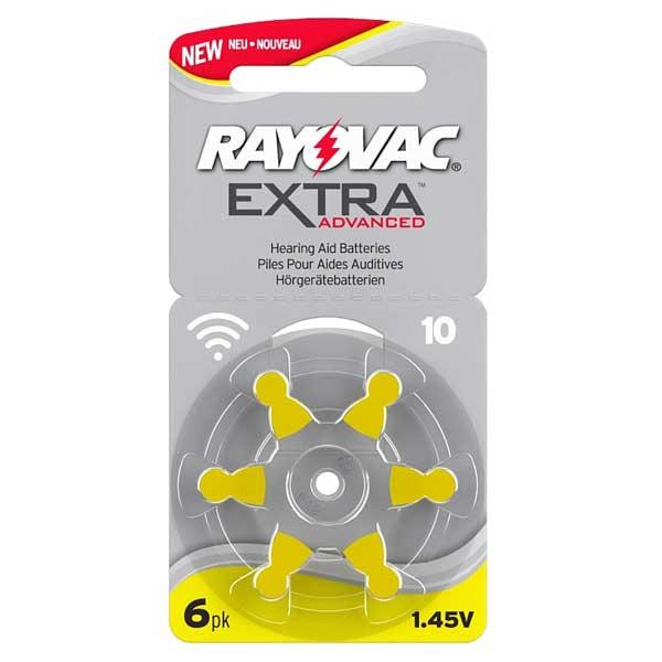 باتری سمعک ریواک شماره ۱۰ RAYOVAC |