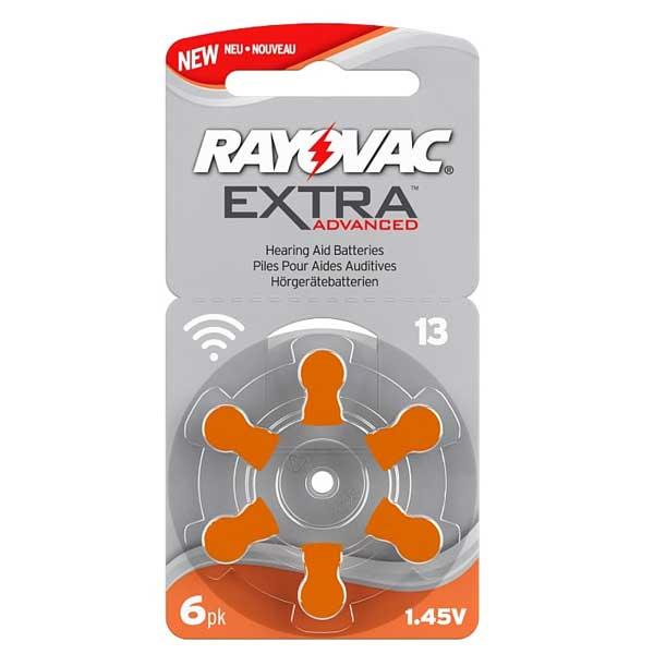 باتری سمعک ریواک شماره ۱۳ RAYOVAC |